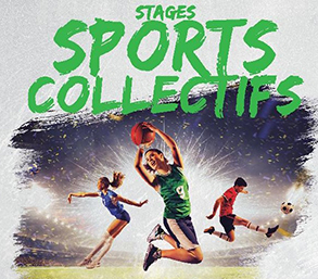 Stages sports collectif - été 2019