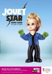 Our catalogue 'Star Toy' is available at the shop!