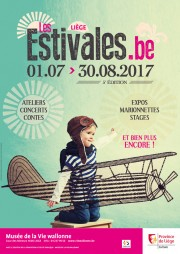 Les Estivales.be - 2017 Summer Edition