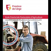 Dépliant EPPA Formations agricoles