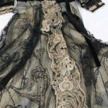 Robe avant restauration