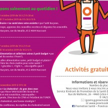 Affiche consolidation Oupeye
