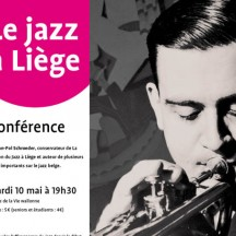 'Jazz in Liège' (lecture)