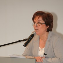 Mrs. Grzeskowiak (Director of the Museum)