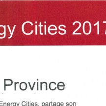 Energy Cities 2017