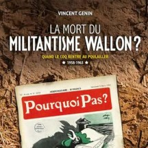 Publication 'La Mort du militantisme wallon?' (2015)