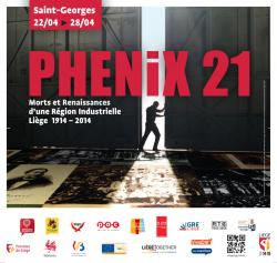 Expo PHENIX 21 au Centre culturel de Saint-Georges
