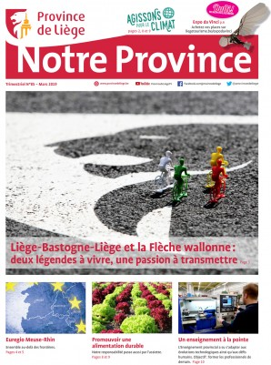 Notre Province n°85 - Mars 2019