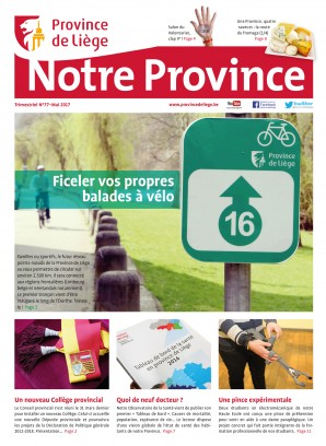 Notre Province n°77 - Mai 2017