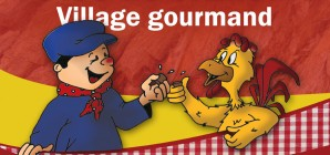 6e Village gourmand