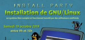 Linux Install Party 2019