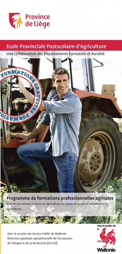 EPPA-Formations agricoles dépliant