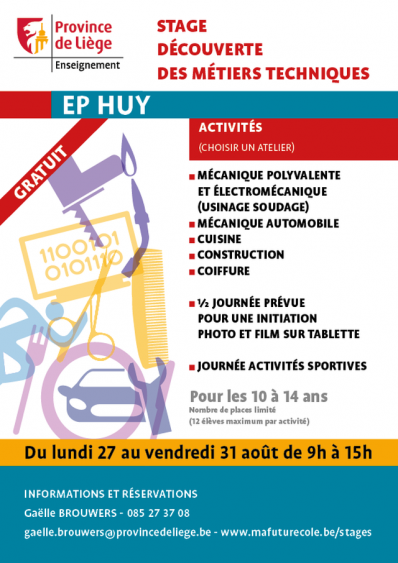 Stage EP Huy