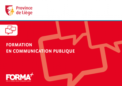 Formation en communication publique