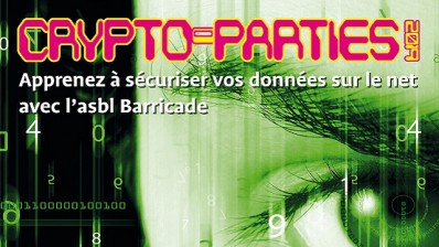 Affiche Cryptoparty