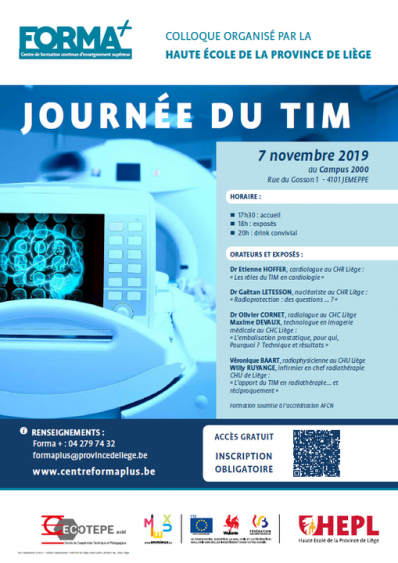 Colloque: journée du TIM