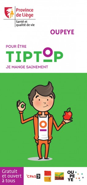 Oupeye accueille la Campagne TipTop !