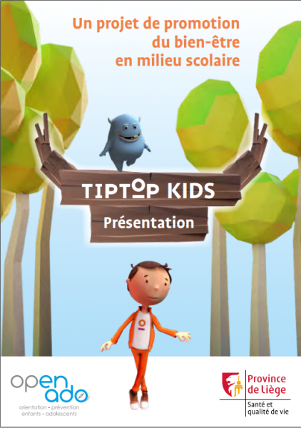 Affiche TipTop Kid