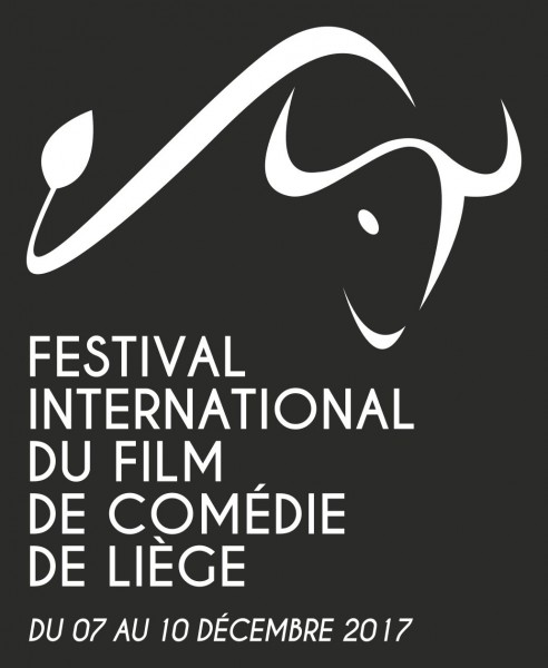 Logo Festival international du film de comédie de Liège