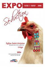 Affiche de l'exposition 'Séduction'