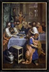 Dernière Cène de Bertholet Flémal (1614-1675)