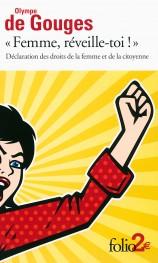 Déclaration des droits de la femme et de la citoyenne / Olympe de Gouges (1791)