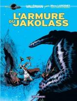 Valérian – L'armure de Jakolass / Manu Larcenet