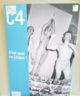 Le numéro 232 du magazine C4 évoque l'exposition