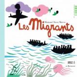 Les Migrants de Mariana Chiesa Mateos, un album sans paroles relatant deux histoires sur l'émigration