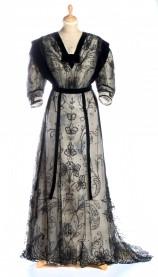 La robe restaurée!