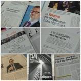 Une sélection d'articles sur le système financier