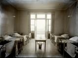 Sanatorium de Borgoumont, vue intérieure