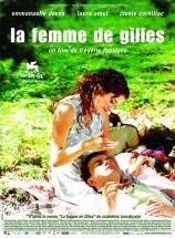 Affiche du film La Femme de Gilles de Frédéric Fonteyne, Artémis Productions, 2004.
