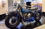 Harley-Davidson 42 WLA démilitarisée, bicylindre, 1942