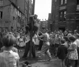 Les célébrations du 15 août en Outre-Meuse en août 1965 (Fonds Desarcy-Robyns)