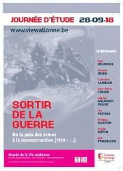 Colloque au Musée de la Vie wallonne