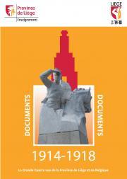 Dossier pédagogique 14-18 - Enseignement Province de Liège