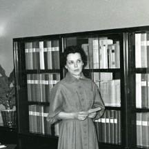 FHMW/Irène VRANCKEN-PIRSON dans son bureau de la rue des Chiroux