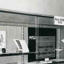 Exposition dédiée à Maurice Bologne (1984)