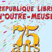 République Libre d'Outre-Meuse : 75 ans (31/05 au 28/07/2002)