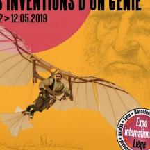 Leonardo da Vinci (06/02 au 12/05/2019)
