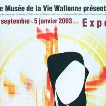 Femmes : Entre silences et éclats (6/09/2002 au 5/01/2003)