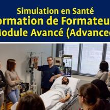 Formation de formateur (module avancé)