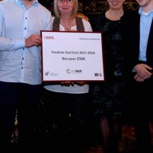 Finale StarTech HEPL 2017-2018: projet MARK