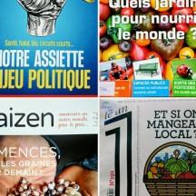 Une sélection d'articles sur l'aspect politique de notre assiett