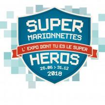 Blason SUPER MARIONNETTES