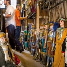 Les coulisses du Théâtre de Marionnettes