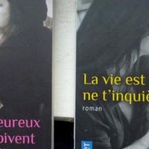 Les deux romans de Agnès Martin-Lugand