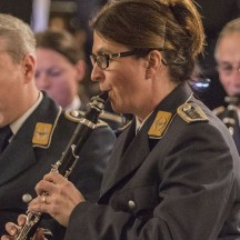 la musique militaire de l'armée de l'air allemande