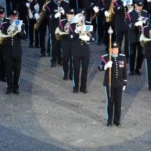 la musique Royale de la Force aérienne belge,